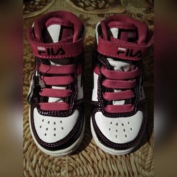 Nowe buty dziecięce Fils rozmiar 19