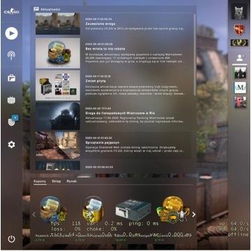 Konto CS:GO PRIME - Zmiana maila