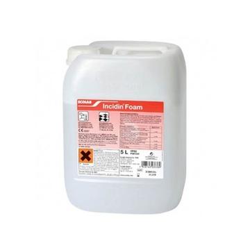Ecolab Incidin Foam 5L do dezynfekcji powierzchni