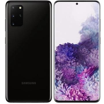Samsung Galaxy S20 + Plus Czarny