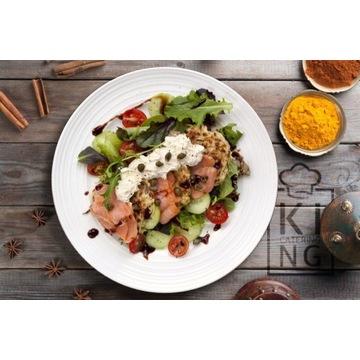 Catering dietetyczny, dieta SPORT 3000 kalorii