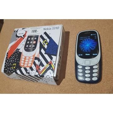 Telefon NOKIA 3310 (2017) Dualsim komplet