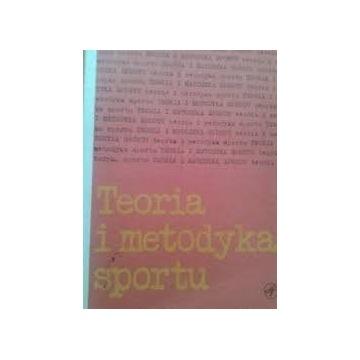 TEORIA I METODYKA SPORTU – T.ULATOWSKI