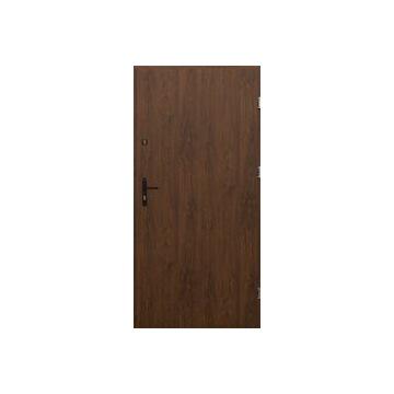 Drzwi Zewnętrzne Stalowe GINES 01 ORZECH