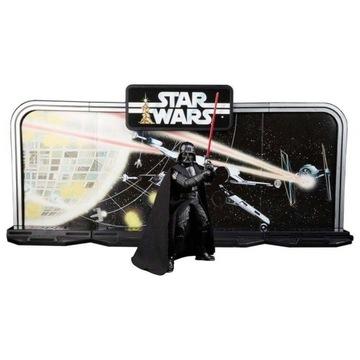 STAR WARS Black Series Darth Vader zestaw z tłem