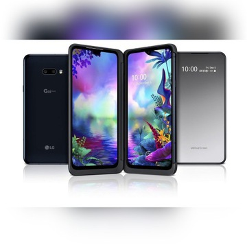LG G8X ThinQ Dual Screen Dual SIM