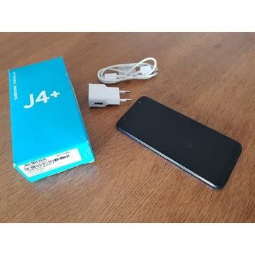 Samsung J4+, sprawny, stan bdb +szkło na ekranie