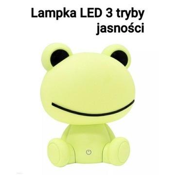 POLUX Lampa ŻABKA LED dla dziecka 3 tryby światła*