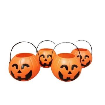 Wiaderka Dynie   Dekoracje   Halloween