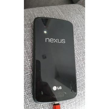 LG NEXUS 4 8GB sprawny / uszkodzony