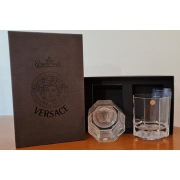 Zestaw 2 szklanek do whisky ROSENTHAL - VERSACE