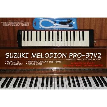 Melodyka Suzuki melodion pro 37 v2, pro-37v2