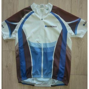 Koszulka sportowa rowerowa