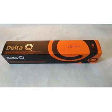 Kapsułki Delta Q 8 -10szt. do ekspresu z Biedronki