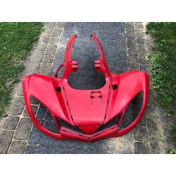 obudowa, osłona przednia quad Kymco MXU 250 300