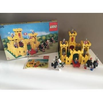 Lego Castle 375 Yellow Castle + pudełko+instrukcja