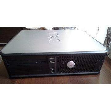 Komputer DELL 780 DT, E8500, 6GB RAM, 160GB, W10