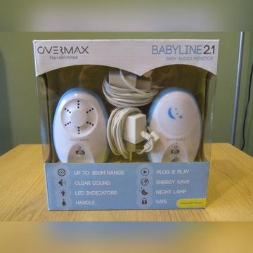 Elektroniczna niania Overmax Babyline 2.1