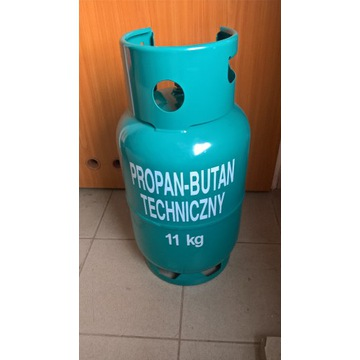 Butla gazowa 11kg NOWA