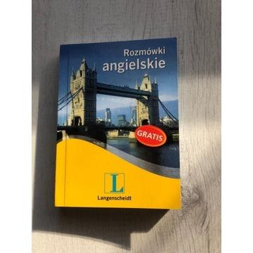 Książka Rozmówki angielskie Langenscheidt NOWA