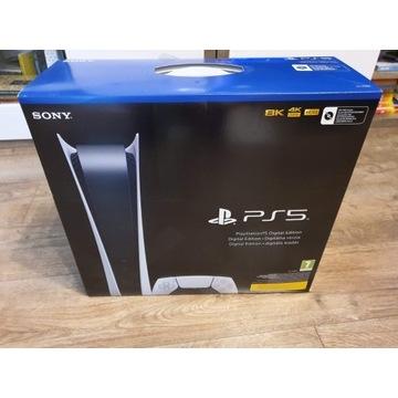 Playstation 5 PS5 Digital (Warszawa - od ręki)