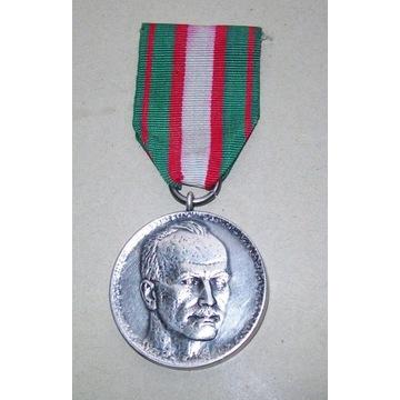 Odznaczenie im. Ignacego Solarza - Medal ZMW sygn.