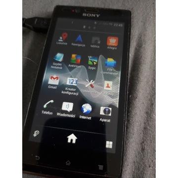 Sony Xperia J, ST26i