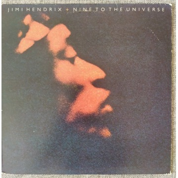 JIMI HENDRIX NINE TO THE UNIVERSE 1PRESS US