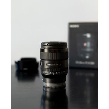 Obiektyw Sony G-Master 24mm f1.4