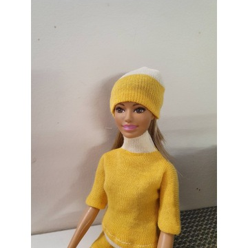 Ubranka dla Barbie Śliczne