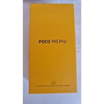 POCO M3 Pro 5G 64GB Cool Blue Nowy Gwarancja BOX