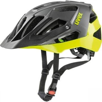 Kask rowerowy mtb enduro UVEX QUATRO 52-57cm