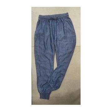 Nowość! włoskie spodnie ze ściągaczem