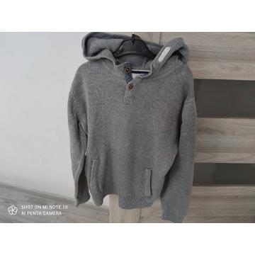 Elegancki sweterek h&m rozmiar 134
