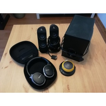 Edifier W830BT + Edifier MP100 + Logitech X-230