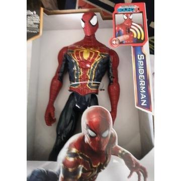 Spider-Man figurka 30cm z dźwiękiem