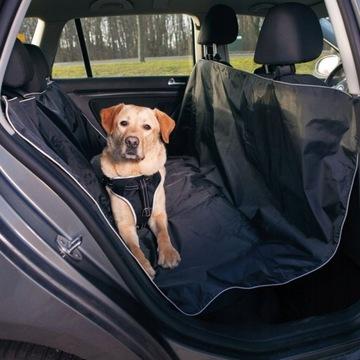 Mata do samochodu na siedzenie dla psa 145x160