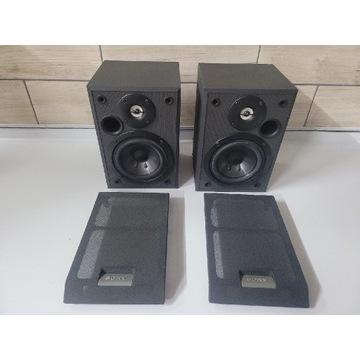 Kino domowe monitory 2xSony MB100H + 3xPascal MS7