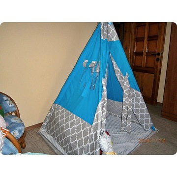 namiot tipi -bez stelaża