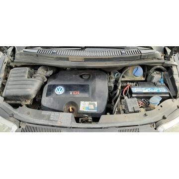 VW Sharan 19 TDI
