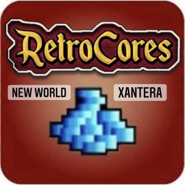 Tibia Retrocores.com Retrocores Xantera Gold