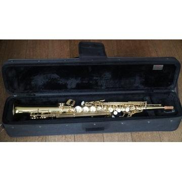 Saksofon sopranowy selmer super action II