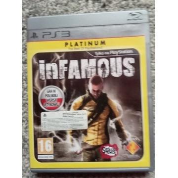 GRA NA PS3 INFAMOUS  dubbing PL
