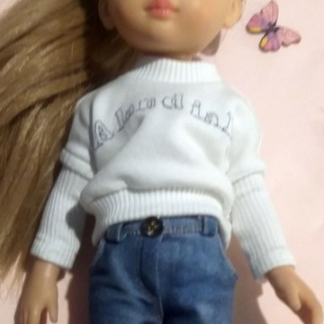 Ubranko dla lalki Paola Reina 32, komplet.