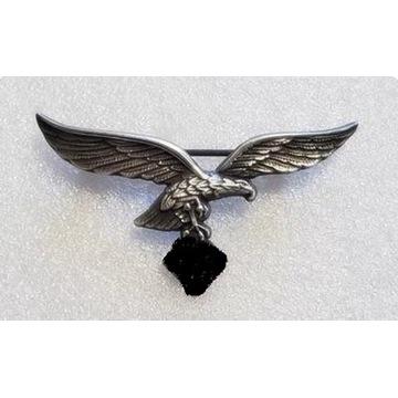 WW2 Niemiecka Odznaka Gapa - Orzeł, Luftwaffe