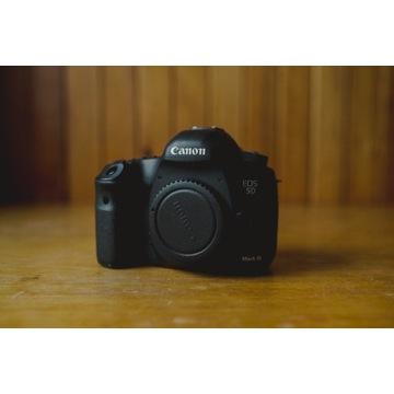 Canon 5D Mark III - Dobry stan - Przebieg 159 tyś
