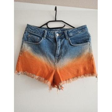 Szorty spodenki damskie jeansy C&A r. M