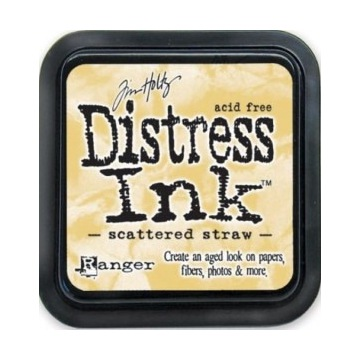 Distress Ink - tusz - Scattered Straw