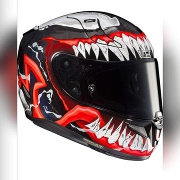 Kask hjc Venom 2 Rpha11 nowy! Rozmiar XS marvel