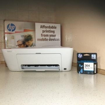 Drukarka HP DeskJet 2633 (+ Tusz kolorowy HP 304)